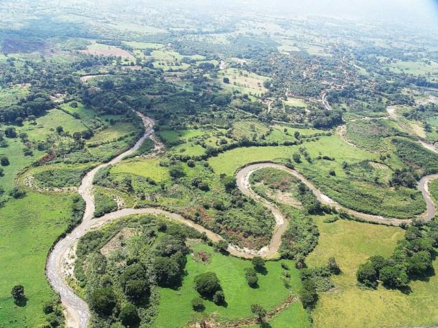 El río Yaracuy